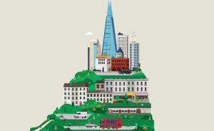 """为了健康的街道和健康的人民,伦敦提出""""步行行动计划"""""""