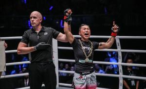 再次卫冕综合格斗金腰带,熊竞楠目标成就女子MMA第一人