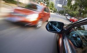 一滴滴网约车超速被查:司机正睡觉,无驾驶资格的乘客在开车