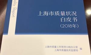 上海制造业质量竞争力全国第一,对标国际一流城市仍有短板