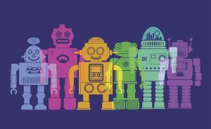 """讀繪本、陪學習,推薦五款孩子視為""""伙伴""""的早教機器人"""