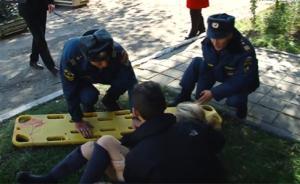 俄媒:克里米亞兇案嫌犯為一名22歲學生,致18死后已自殺