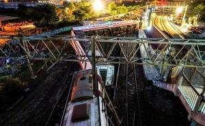 臺灣一家族17人參加喜宴,搭火車遇脫軌事件致8死6傷