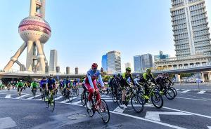 """中国应该是自行车大国!环法中国系列赛想让""""骑行重回城市"""""""