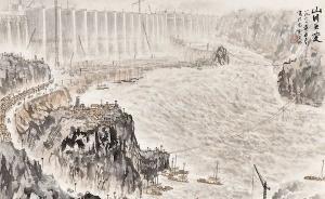 宋文治诞辰百年特展:呈现50年代山水画发展的缩影