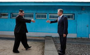 金正恩是否年内回访韩国?青瓦台:没有进展