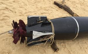 越渔民捞到中国训练鱼雷,专家:与战雷区别大,捞走没啥影响
