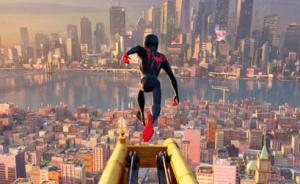 《蜘蛛侠:平行宇宙》酷毙了