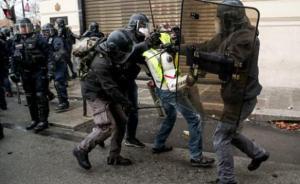 驻法国使馆:示威抗议活动仍可能发生,提醒中国公民注意安全