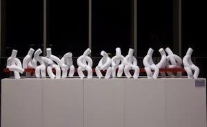 亚洲现代雕塑家协会作品年展海南展出,聚焦自然艺术生活