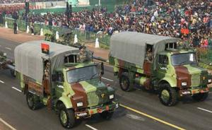 讲武谈兵|从阅兵式看印度陆军:装备展示不多,显示发展趋势