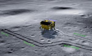 """""""嫦娥四号""""和""""玉兔二号""""完成自主唤醒,继续开展探测工作"""