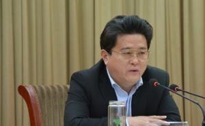 """莱芜撤市后,原副市长、""""全国优秀县委书记""""孟令兴赴任枣庄"""
