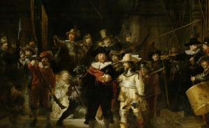 阿姆斯特丹国立博物馆伦勃朗大展:展品脆弱,无法重复