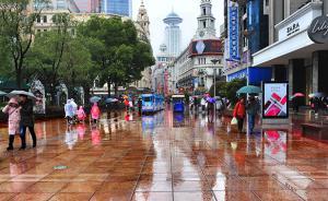 """阳光昨重返被""""刷屏"""",但上海本周继续雨雨雨"""