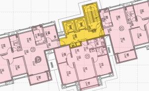 一图|这张楼层平面图告诉你,公摊面积是怎?#27492;?#30340;?