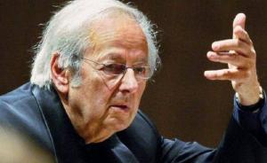 著名指挥家、作曲家安德烈·普列文去世,曾四获奥斯卡奖