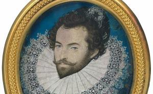 伊丽莎白时期的珍宝,看希威德与奥利弗的袖珍画