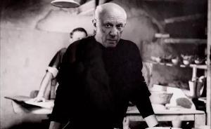"""毕加索晚年作品即将来沪,《格尔尼卡》以""""拼图""""?#38382;?#23637;出"""