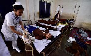 印度再发集体假酒中毒事件至少94人死亡,多为贫穷工人
