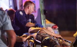 悉尼华人区发生激烈?#21495;故录?#19968;名中国留学生受重伤