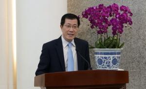 外交部领事司司长郭少春履新中国驻津巴布韦大使