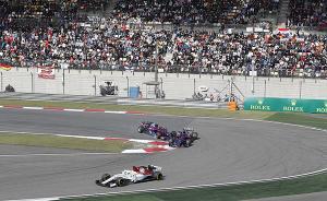 中国体育赛事加速商业破冰,F1上海站已拿下自主招商
