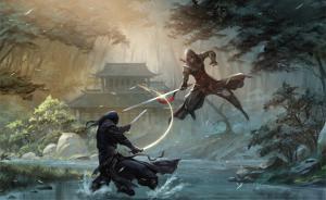 《刺客信条:大明风云》新书发布,热门游戏IP的中国化尝试