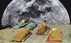 瘋子和滿月:月相變化會影響人類行為嗎?