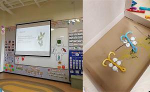 体验幼儿园的STEAM课程,几节课下来我想去深造手工课