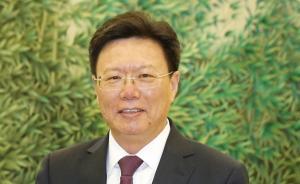 俞建华重回商务部,出任商务部副部长、国际贸易谈判副代表