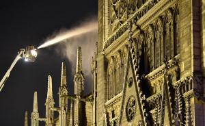 全球城市观察︱巴黎圣母院重建,修旧如旧还是允许创新