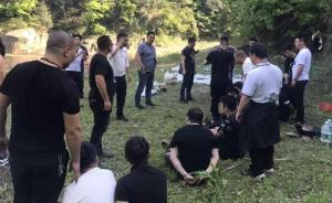 深圳警方顺着持刀抢劫案揪出网络赌博诈骗团队,抓获196人