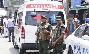 斯里兰卡首都主要汽车站发现87个爆炸装置