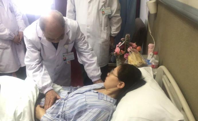 95岁黎介寿院士亲自救治斯里兰卡爆炸事故中国伤员