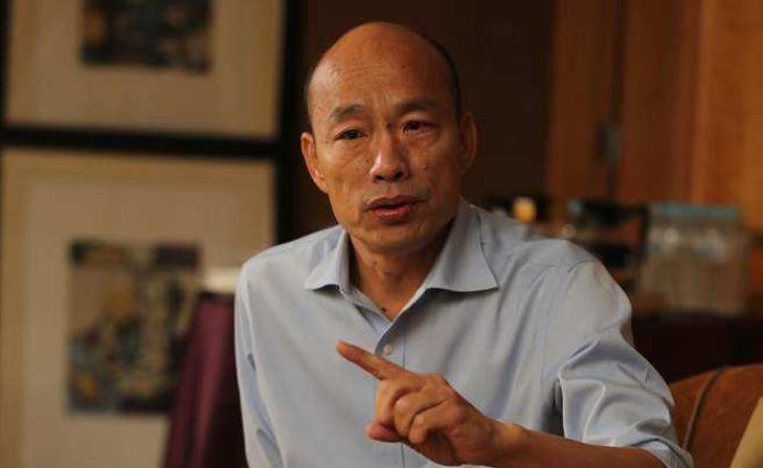"""国民党确认将韩国瑜纳入初选全民调,后续征召""""最强者"""""""