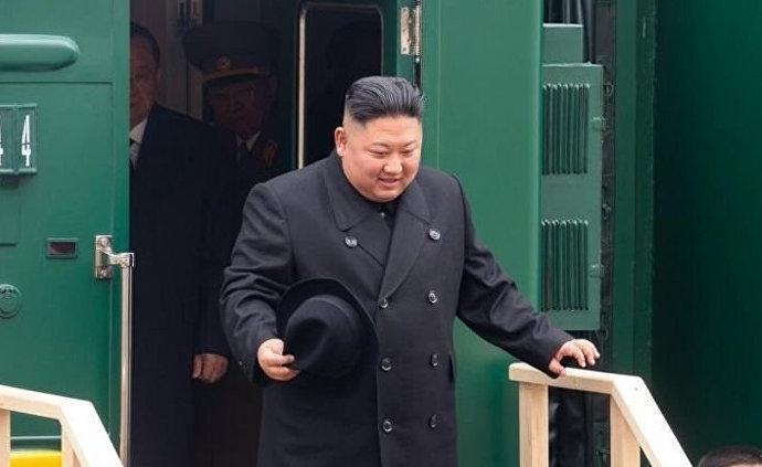 金正恩?#25191;?#31526;拉迪沃斯托克,25日将与普京首次会晤