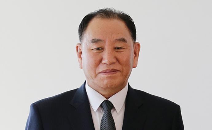 """韩媒:朝鲜统一战线部部长金英哲被替换,未露面""""金普会"""""""