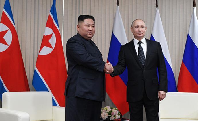 """""""普金會""""符合預期,中俄應繼續在半島問題解決上共同協作"""