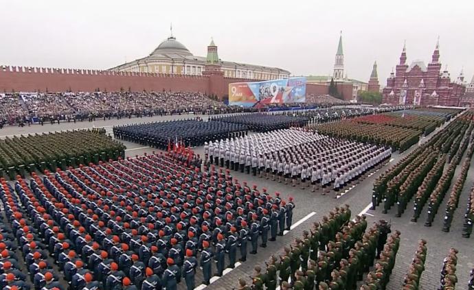 俄罗?#25925;?#21033;日阅兵,纳扎尔巴耶夫应邀出席