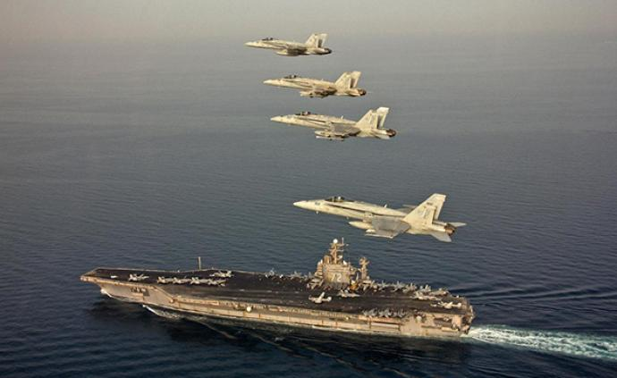 兵韜志略|美向中東集結重兵,伊朗能進行有效反擊嗎?
