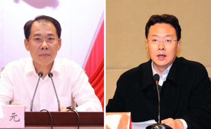 近期兩例蘇官入津:南京、鎮江兩名70后跨省升正廳