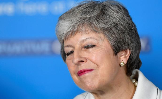 早安·世界|英國脫歐跨黨派談判宣告失敗,梅姨盡顯疲憊