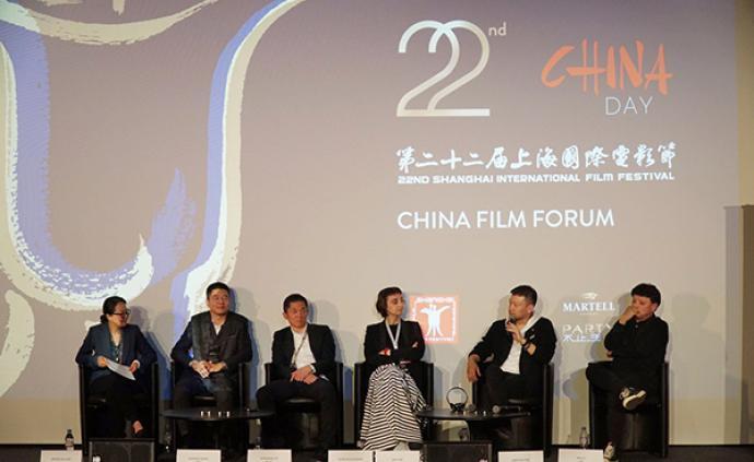 戛纳中国论坛:中国故事就在手边,等我们用合适的方式去讲