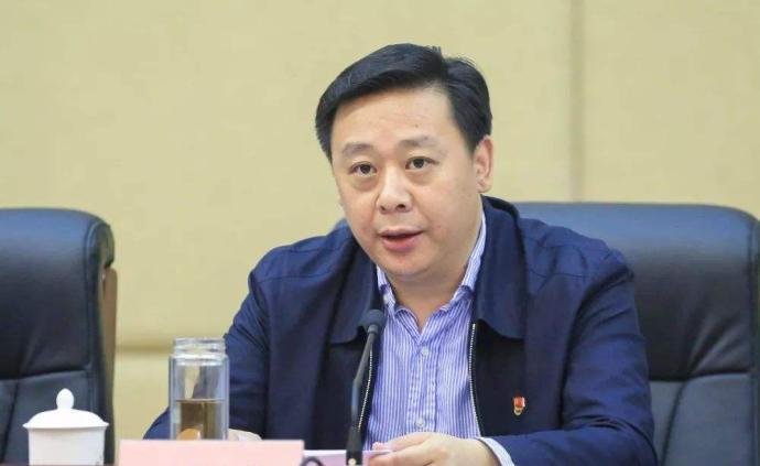 江西南昌紅谷灘新區管委會主任毛順茂調任吉安市委常委