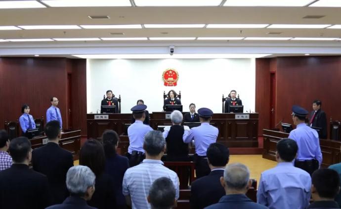原江蘇東海縣國土資源局黨組書記、局長高明受賄被判十二年