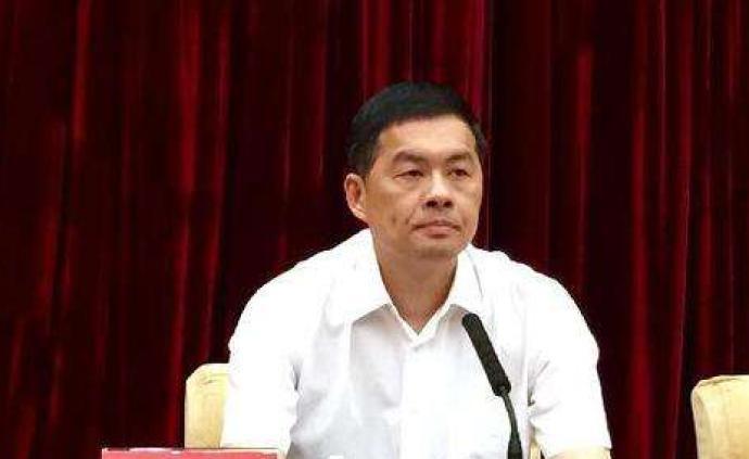 """""""70后""""厅官刘小涛履新广东省政府秘书长"""