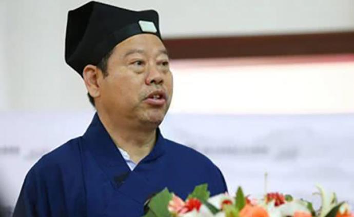 海南道教协会会长回应被女网友骗260万:转钱非个人行为