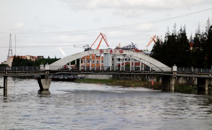 城市漫步·社群在造|三座桥串起定海社区