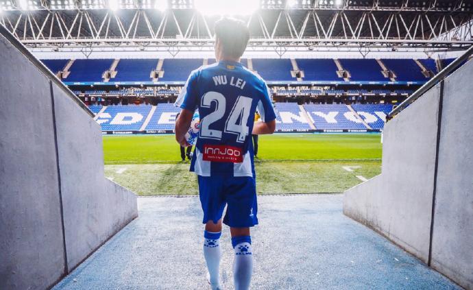 體壇聯播|武磊深夜發文總結留洋,俱樂部排名西班牙人超曼聯